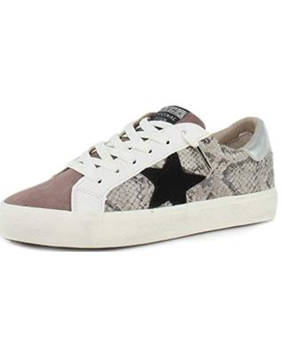 LIVID SUEDE / SNAKE LACE UP SNEAKER