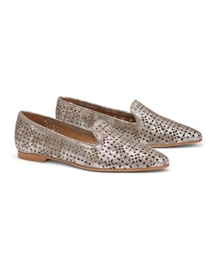 FARRAH PERF POINTED TOE LOAFER