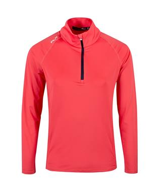 UV PROTECTION QUARTER-ZIP PULLOVER
