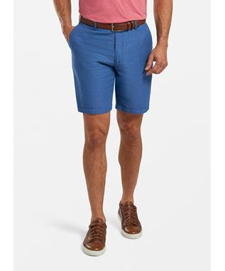 CROWN COOL PUPPYTOOTH SHORT LAKE BLUE