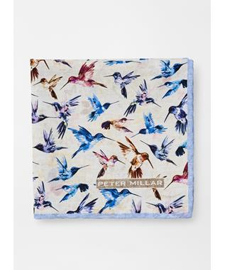 AVIARY POCKET SQUARE