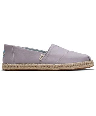 ALPARGATA ROPE SOLE SLIP ON