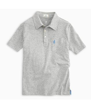 THE ORIGINAL JR. POLO - HEATHERED