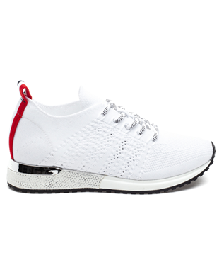 ODESSA LACE UP MESH SNEAKER