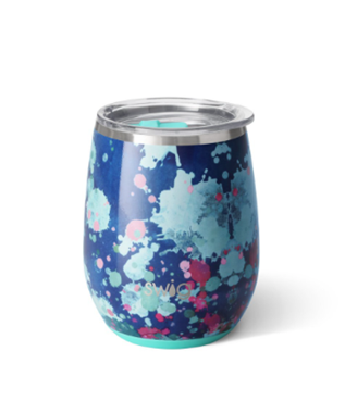 14 OZ STEMLESS CUP ARTIST SPECKLE