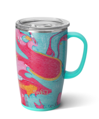 18 OZ MUG COTTON CANDY