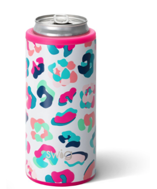 12 OZ SKINNY CAN COOLER PARTY ANIMAL