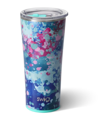 22 OZ TUMBLER COTTON CANDY