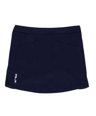 SOLID SKORT 17.25IN