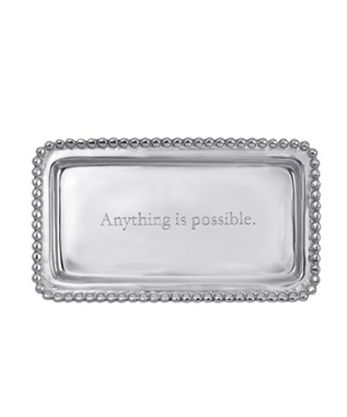 ANYTHING POSSIBLE TRAY