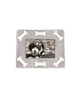 OPEN DOG BONE BORDER 4 X 6 FRAME
