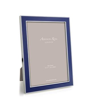 4 X 6 ENAMEL ROYAL BLUE FRAME