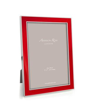 4X6 RED ENAMEL FRAME
