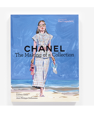 CHANEL THE MAKING OF A COLLECTION BOOK