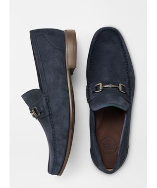 HYPERLIGHT NUBUCK BIT LOAFER