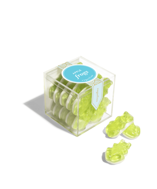 APPLES FROG SMALL CANDY CUBE