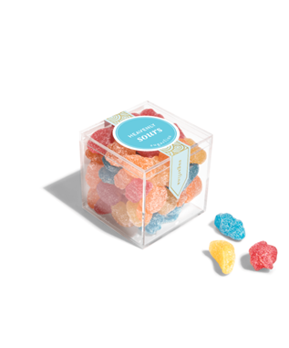 HEAVENLY SOURS CANDY CUBES