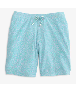 CROSSBOW JR. HALF ELASTIC SWIM SHORT