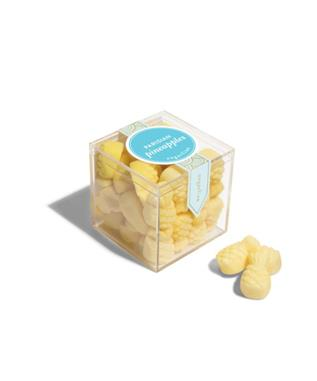 PARISIAN PINEAPPLES SMALL CANDY CUBE