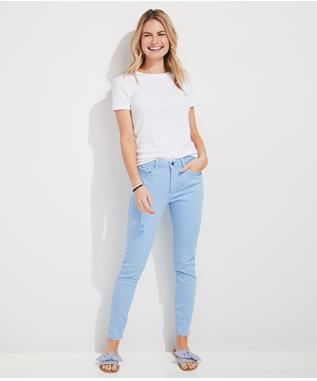 JAMIE HIGH-RISE GRMT-DYD JEANS