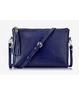 HAILEY CROSSBODY EMBOSSED