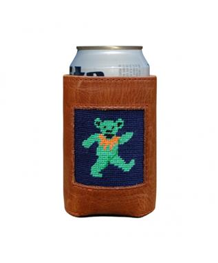 DANCING BEARS CAN COOLER
