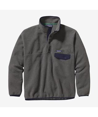 MS LIGHTWEIGHT SYNCHILLA SNAP T PULLOVER