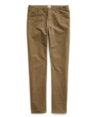 STRETCH CORDUROY 5 PKT