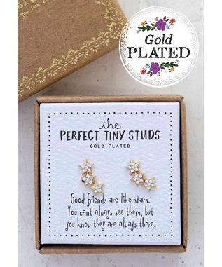 Stars Perfect Tiny Studs