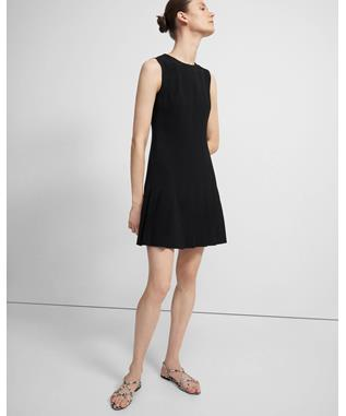PINTUCK DRESS.ADMIRA