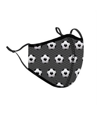 LITTLE KIDS SOCCER FACE MASK