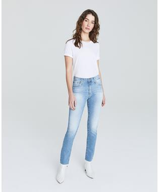 MARI HIGH RISE SLIM STRAIGHT