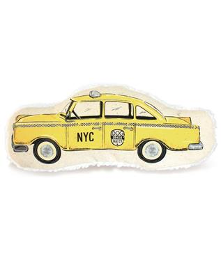 TAXICAB CANVAS TOY