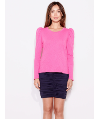 PUFF SHOULDER LONG SLEEVE