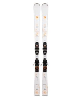 FLAIR 76 VMOTION1 WOMEN'S SKIS WITH VMOTION 10 GW L BINDINGS