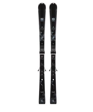FLAIR 72 WOMEN'S SKIS WITH VMOTION 10 GW BINDINGS