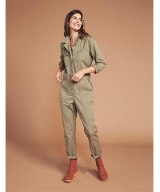FLIGHT UTILITY JUMPSUIT