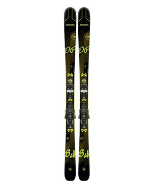 EXPERIENCE 84 AI SKIS WITH SPX 12 KONECT GW BINDINGS