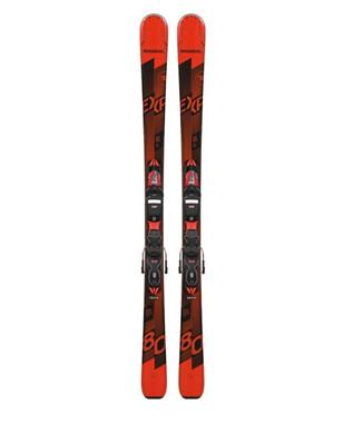 EXPERIENCE 80 SKIS WITH XPRESS 11 GW BINDINGS