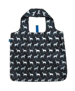 DOGS BLACK BLU BAG