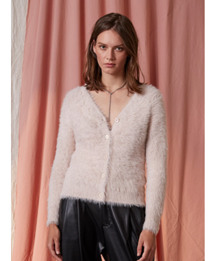 ELLE FEATHER SWEATER