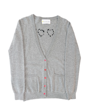 THE MELVIN CASHMERE CARDIGAN