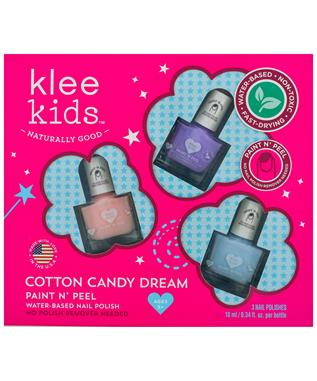 Cotton Candy Dream Nail Polish set