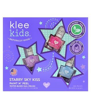 Starry Sky Kiss Nail Polish Set