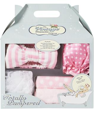 TOTALLY PAMPERED PINK GIFT SET