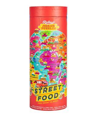 STREET FOOD LOVERS JIGSAW PUZZLE