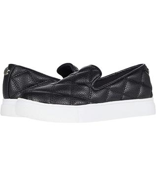 QUILTED SLIP ON SNEAKER