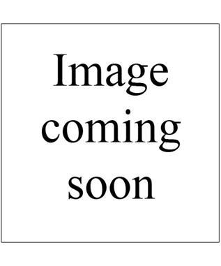 GREY PEARL HOOP EARRING