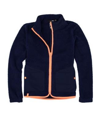 WOMENS SHERPA FULL-ZIP JACKET
