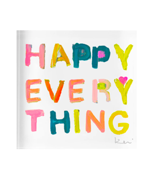 HAPPY EVERYTHING 2 X 2 BLOCKS OF LOVE